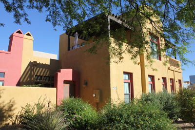 Tubac Townhouse For Sale: 704 Lombard Way