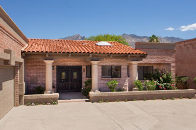 Tucson Single Family Home For Sale: 4121 E Pontatoc Canyon Drive