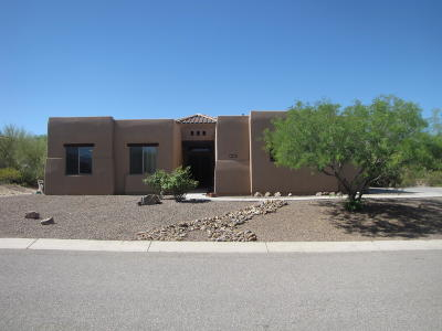 Single Family Home For Sale: 14502 E Desert Plume Court