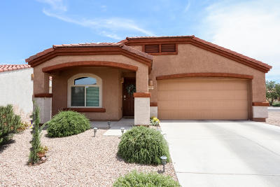 Tucson Single Family Home For Sale: 8582 N Continental Links Drive