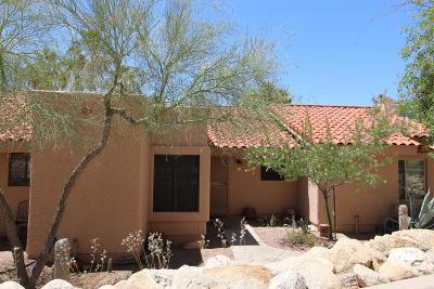 Tucson Townhouse For Sale: 7601 N Calle Sin Envidia #57