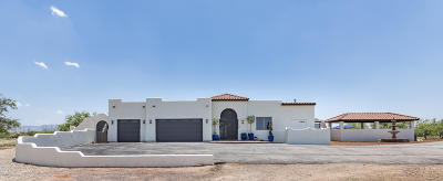 Green Valley  Single Family Home For Sale: 4185 S Camino De La Canoa
