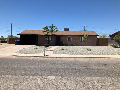 Pima County Single Family Home For Sale: 2203 N Flores Drive