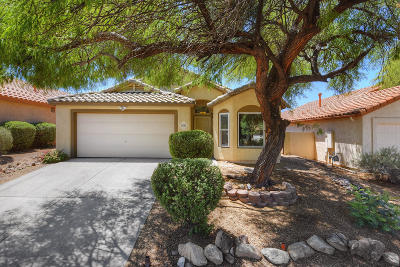 Marana Single Family Home For Sale: 5581 W Peaceful Dove Place