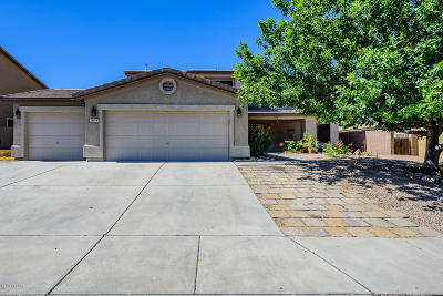 Pima County Single Family Home For Sale: 13378 E Almond Crest Drive
