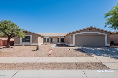 Tucson Single Family Home For Sale: 10141 E Hummingbird Meadow Way