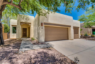Single Family Home For Sale: 6549 N Shadow Bluff Drive