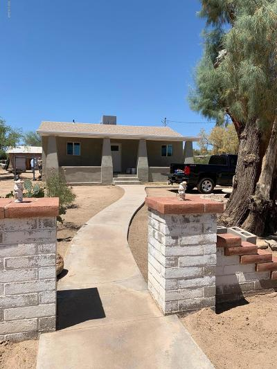 Tucson Single Family Home Active Contingent: 1760 W Oracle Jaynes Station Road W