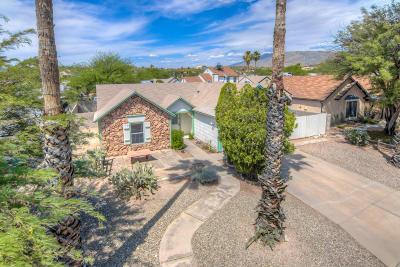 Tucson Single Family Home For Sale: 10571 Breckinridge Drive E
