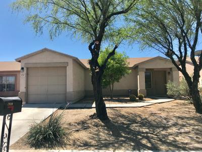 Tucson Single Family Home For Sale: 2558 E Knightsbridge Drive