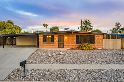 Tucson Single Family Home For Sale: 2330 S Calle Cordova