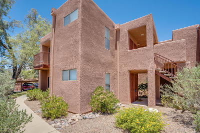 Tucson Condo For Sale: 5051 N Sabino Canyon Road #1149