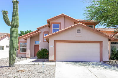 Pima County Single Family Home For Sale: 2992 W Sun Ranch Trail