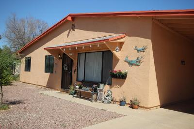 Tucson Single Family Home For Sale: 3530 S Frick Avenue