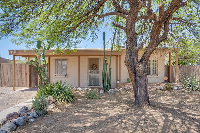 Pima County Single Family Home For Sale: 1301 N Beverly Avenue