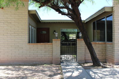 Tucson Single Family Home For Sale: 2541 N Calle Noche