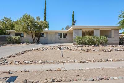 Tucson Single Family Home For Sale: 9251 E Creek Street