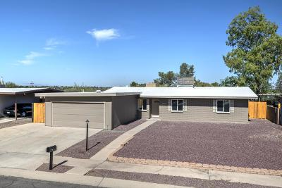 Tucson Single Family Home For Sale: 3420 S Marcia Place