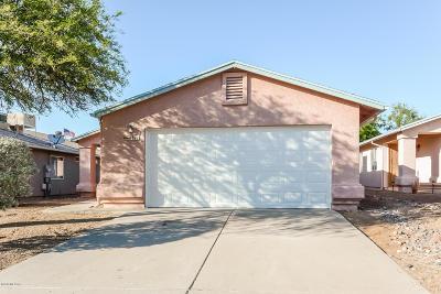 Tucson Single Family Home For Sale: 8871 E Citrus Tree Drive