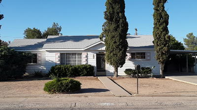 Tucson Single Family Home For Sale: 841 W Calle Milu