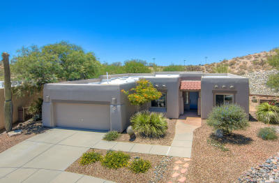 Oro Valley Single Family Home Active Contingent: 11421 N Wheeler Court