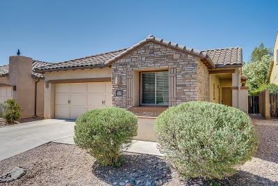 Oro Valley Single Family Home For Sale: 1254 W Versilia Drive