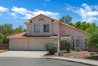 Single Family Home For Sale: 8026 E Maggie Court