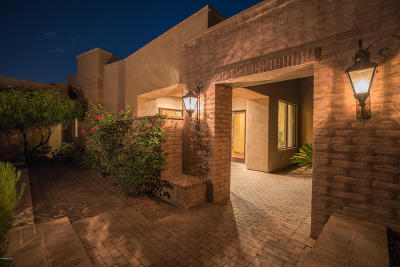 Tucson Single Family Home For Sale: 7511 N Mystic Canyon Drive