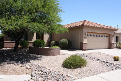 Continental Ranch Sunflower Single Family Home Active Contingent: 7980 W Blue Heron Way