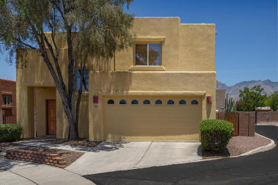 Pima County Single Family Home Active Contingent: 2944 N Cardell Circle