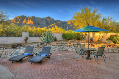 Tucson Single Family Home For Sale: 6946 N Green Mountain Place