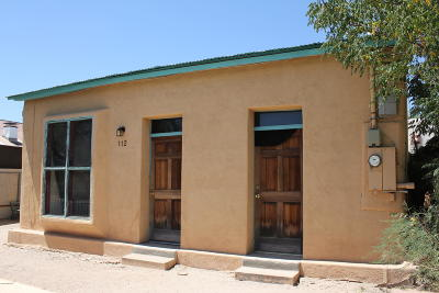 Pima County Single Family Home For Sale: 112 W 5th Street