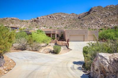 Tucson Single Family Home For Sale: 4245 E La Paloma Drive