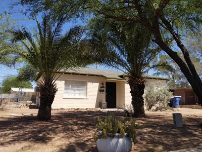 Pima County Single Family Home For Sale: 3601 E Juarez Street