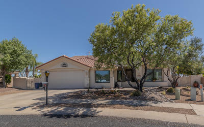 Single Family Home For Sale: 10778 E Calle Linda Vista
