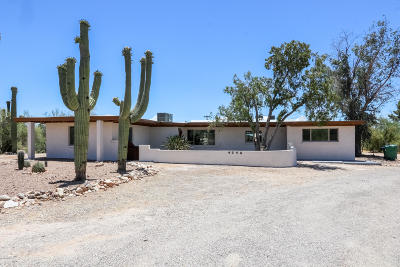 Tucson Single Family Home For Sale: 4540 E River Road