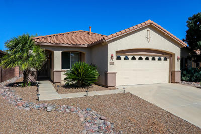 Continental Ranch Sunflower Single Family Home For Sale: 9349 N Sombrero Canyon Drive
