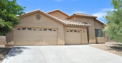 Marana Single Family Home For Sale: 11530 W Minneola Drive