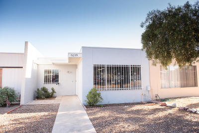 Pima County Townhouse Active Contingent: 5039 E Adams Street
