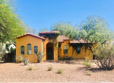 Pima County Single Family Home For Sale: 3214 E Hawthorne Street
