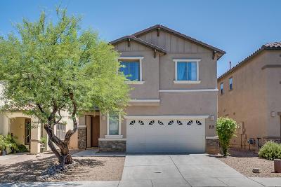 Sahuarita AZ Single Family Home Active Contingent: $190,000