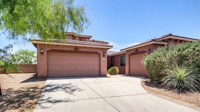 Marana Single Family Home For Sale: 12752 N Quinoa Drive