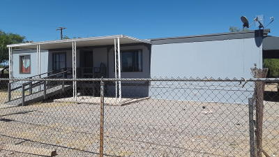 Pima County Manufactured Home For Sale: 9845 S Highland Place