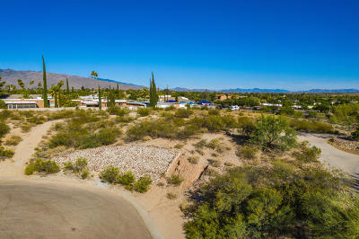 Tucson Residential Lots & Land Active Contingent: 8810 E Perillo Place #81