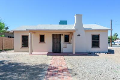 Single Family Home For Sale: 4056 E Glenn Street