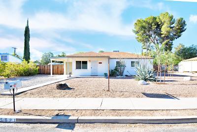 Single Family Home For Sale: 5621 E Lester Street