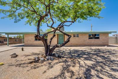 Pima County, Pinal County Single Family Home For Sale: 9455 E El Cajon Drive