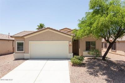 Marana Single Family Home For Sale: 11071 W Willow Field Drive