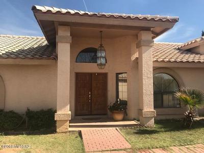 Santa Cruz County Single Family Home For Sale: 1555 W Fairway Drive