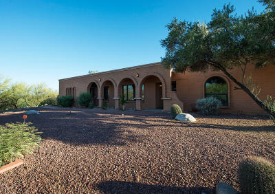 Tucson Single Family Home Active Contingent: 3435 N Fiesta Del Sol W